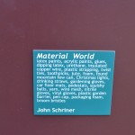 """Material World"""