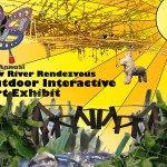 Show Card image for the New River Rendezvous Interactive Art Exhibit